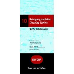 NIVONA NIRT 700 средство для очистки любой модели кофемашины NIVONA от кофейных масел